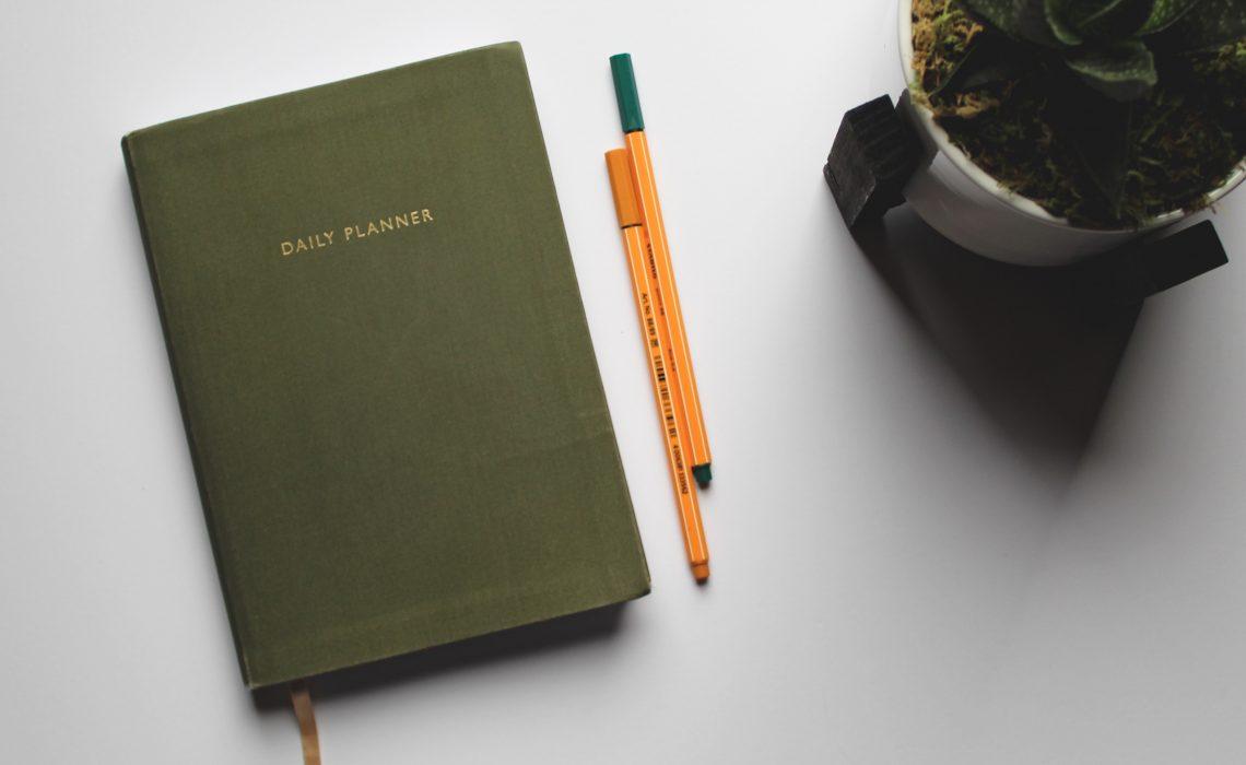 Planner Book, Andalan Untuk #BelajarJadiMinimalis