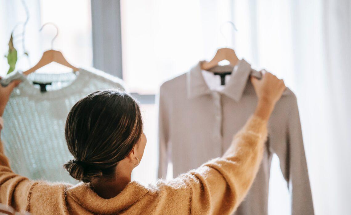 #BelajarJadiMinimalis; Mengenal Fesyen Berkelanjutan
